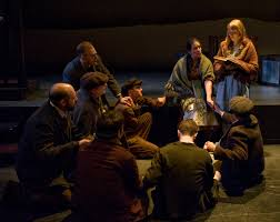 main characters in the book thief chicago theater review the book  chicago theater review the book thief steppenwolf tony frankel s stage and cinema review of the