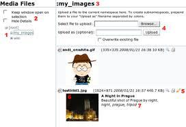Wiki Upload File Media_manager Dokuwiki