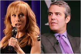 Kathy Griffin aims another low blow at Andy Cohen | Page Six