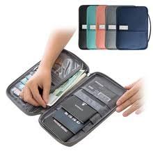<b>Бумажник</b> для паспорта и путешествий, модный пакет для ...