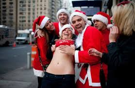 We 's Santacon Your Nyc To Loathe Publish 're 2016 Guide Here wUBp4xB
