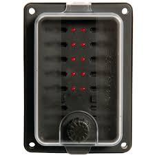 fuse holder waterproof 14 100 65 osculati fuse holder waterproof 14 100 65