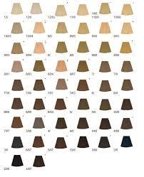 Koleston Color Chart Numbers Koleston Perfect Color Shades Blonde Hair Color Hair
