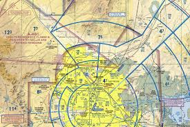 Sectional Chart Search Nellis Afb Vfr Sectional Chart 22 Aluminum Poster Us