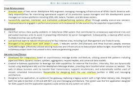 sample of key skills in resume functional resume accomplishments example  key skills achievements example cv