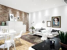 White Exposed Brick Wall Cool Brick Wall Decor 51 Exposed Brick Wall Interior Decorating