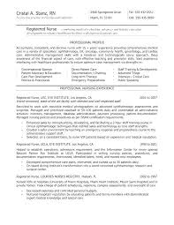 Emergency Nurse Resume Emergency Resume Nurses Resume Emergency Room ...
