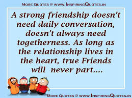 English Quotes About Friendship Gorgeous Friendship Quotes In English Images Today Thought For The Day