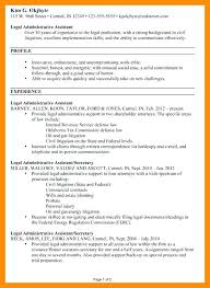 Objective For Legal Assistant Resume Legal Assistant Resume Fresh Pictures Of Legal Assistant Resume 55