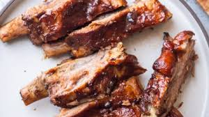 best baked pork ribs recipe fall off