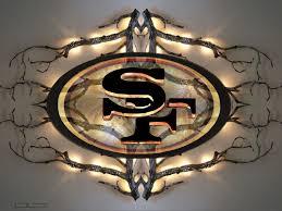 49er Lights 49er D Signs 0683 49ers Cheerleaders Nfl 49ers San