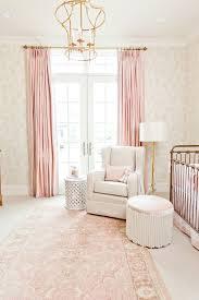 perfect curtains for girl nursery ideas with best 25 pink gold nursery ideas on home decor diy girl nursery