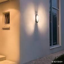 slv meridian 2 ceiling light wall