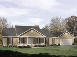 ranch home plans with porches homes floor