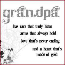 Grandfather Quotes 85 Best Quotes About Dad And Grandpa 24 Quotes