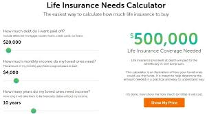 Life Insurance Quotes Calculator Life Insurance Quotes Calculator Amusing Life Insurance Quote 20