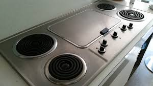 electric cooktop with griddle vintage thermador cooktop with griddle o76
