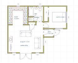 granny annexe floor plans