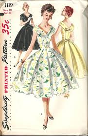 Retro Dress Patterns Magnificent Vintage Sewing Patterns 48s Google Search Sewing Pinterest