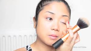 how to make your foundation stay on longer milavictoria simple makeup