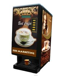 Best Tea Coffee Vending Machines India Awesome Tea Coffee Vending Machine SRS Marketing Manufacturer In