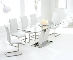 Expandable Glass Dining Room Tables Interior New Inspiration