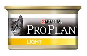 <b>Влажный</b> корм <b>Purina Pro Plan</b> LIGHT для кошек с индейкой ...