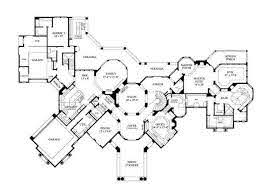 luxury house floor plans