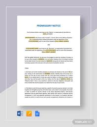 Instant download and complete your amendments forms, start now!. 29 Promissory Note Samples Google Docs Ms Word Apple Pages Free Premium Templates
