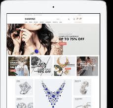 Diamond Ecommerce Psd Template 2019s Best Website Themes Templates Wordpress