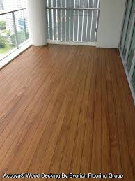 which type of decking materials is suitable for your home evorich flooring