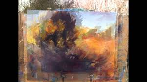 step by step plein air painting january 16 2016