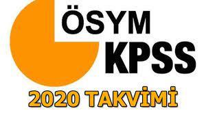 KPSS sınav sonuçları ne zaman açıklanacak? ÖSYM takvimi KPSS 2020 tarihleri  - Güncel Haberler Milliyet