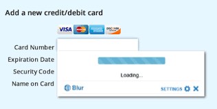 Credit Card Payment Tracker Abine Blur Passwords Payments Privacy