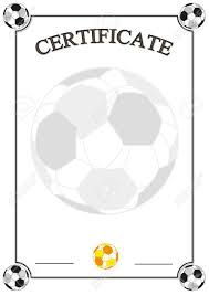 soccer awards templates 100 free sports certificate sample cna resumes printable tickets
