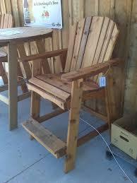 tall adirondack chair plans.  Tall Tall Adirondack Chair PinMyBackyard And Plans Pinterest