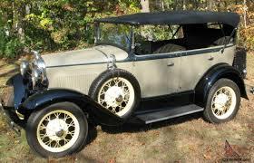 Ford Model A Phaeton Fordor Rare Limited Edition Vintage Restored