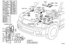 similiar 2003 toyota sequoia parts diagram keywords switch relay 0009 engine room illust no 2 of 6 from