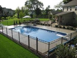 in ground pools rectangle. Modren Rectangle Rectangle Pool Wisconsin Designs Oblong Swimming Pools To In Ground