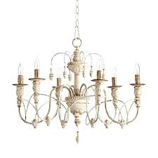 country chandelier lighting quorum international 6 light inch french country chandelier in white also comes in