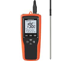 Yet 710 Pt1000 Pt100 Thermometer Yet Series Shenzhen