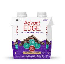 nutrition facts advantedge carb control shakes