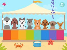 Sago Mini Puppy Preschool App Reviews Bestappsforkidscom