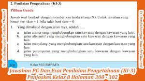 Jawaban kegiatan 3 2 halaman 66 buku bhs indonesia k13 brainly. Jawaban Penilaian Pengetahuan Ki 3 Pjok Kelas 8 Berkas Jawaban