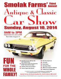 car show flyer templates excel pdf formats