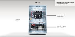 9s meter socket wiring 9s image wiring diagram 13 terminal meter socket wiring diagram wiring diagram and hernes on 9s meter socket wiring