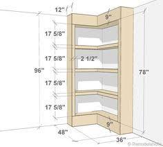 Building Corner Shelves Logan Corner Filler Base Antique White Furniture Bookcases 67