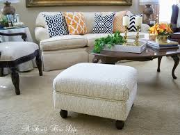 ... Use ottomans_to create coffee table
