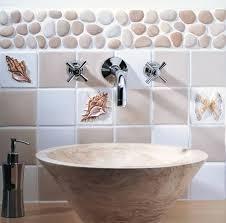 Craft Decor Tiles Seashell decorations for bathroom sea shell decor craft ideas 100 51