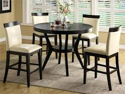 furniture nice tall round kitchen tables fabulous table rectangle white modern best for small space